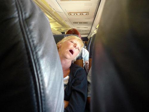 control snoring problem